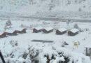 लाहुल-स्पीति में भारी बर्फबारी, रोहतांग दर्रा पर्यटकों के लिए बंद